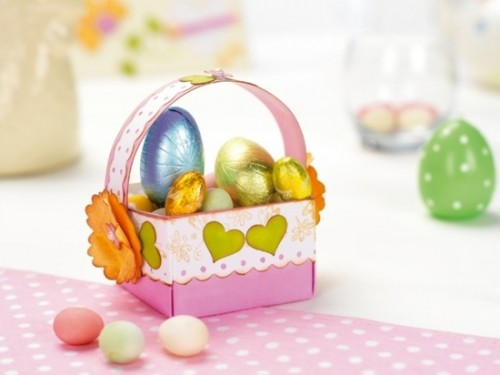 Colorful-Easter-eggs-paper-basket-design-easter-crafts