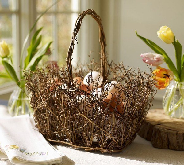 DIY-easter-basket-branches-easter-decoration-ideas