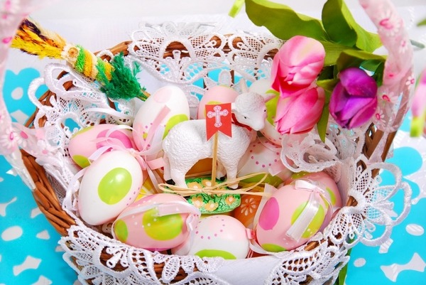 easter-basket-ideas-Easter-table-decoration-centerpiece-ideas
