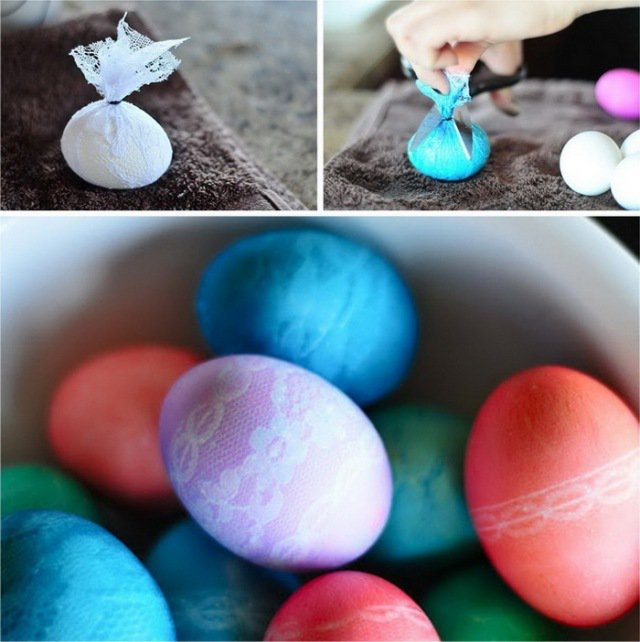 easter-egg-designs-lace-strips-delicate-decoration