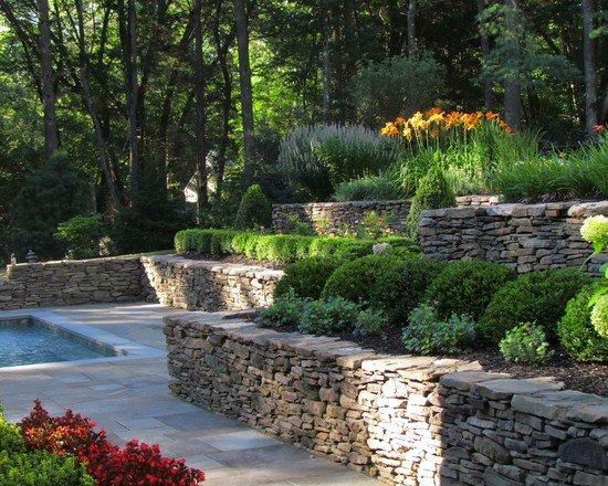 creative-garden-landscape-design-stone-walls