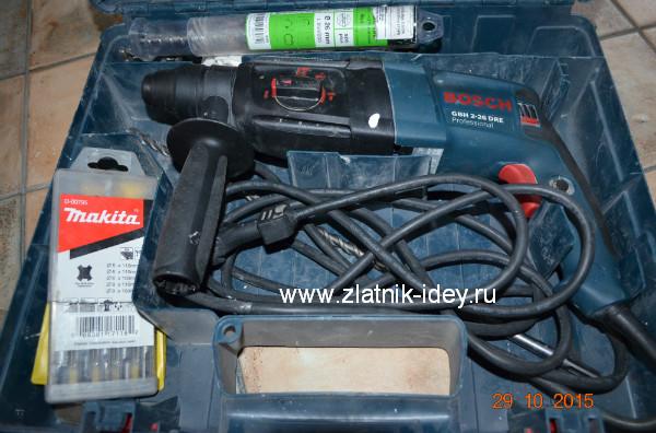 Bosch GBH 2-26 DRE