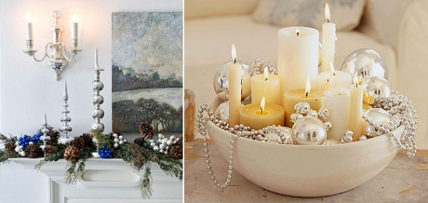 combination-silver0and-candles-arrangements