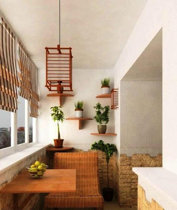 Подглядуем за балконами
